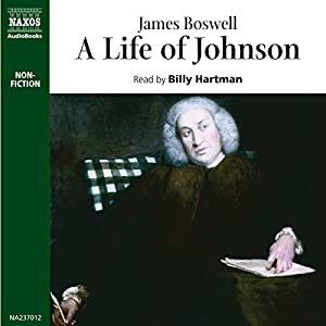A Life of Johnson Audiobook