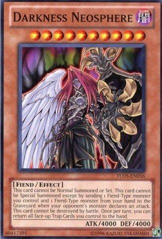 Yu-Gi-Oh! - Darkness Neosphere (TU05-EN016) - Turbo