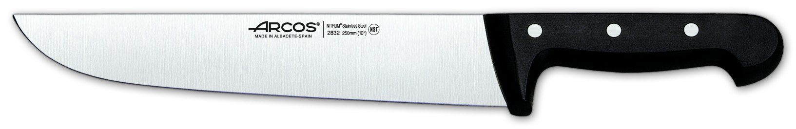 Arcos 10-Inch 250 mm Universal Butcher Knife by ARCOS