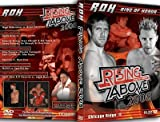 Ring of Honor - ROH Wrestling: Rising Above 2008 DVD 11.22.08 Chicago, Il