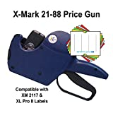 X-Mark Price Guns (10): TXM 21-88 Bulk PRICING [2 Line / 8/8 Characters]