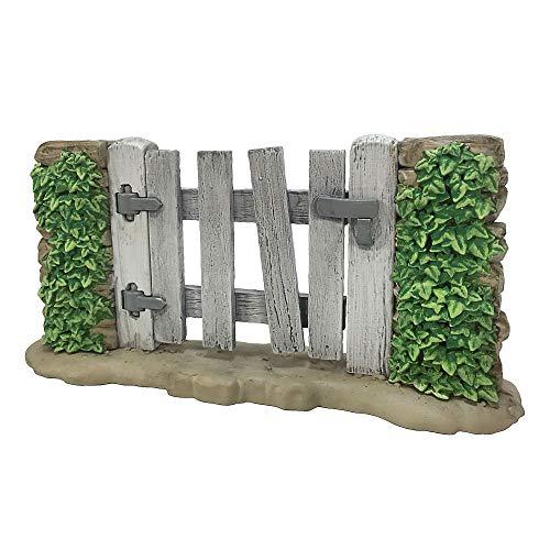 Mcgregors Garden - Ultimate Source Mr McGregor's Garden Gate for Miniature Garden, Fairy Garden