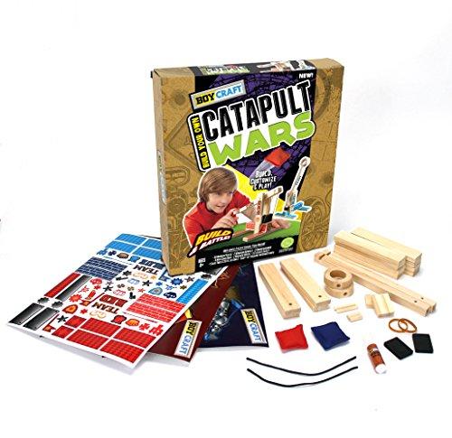 51clJ%2BZmGlL - Boy Craft Catapult Wars by Horizon Group USA