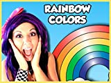 Colors of the Rainbow - Learn Rainbow Colors