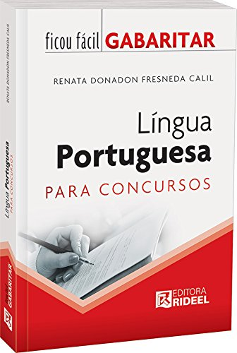 Ficou Fácil Gabaritar. Língua Portuguesa