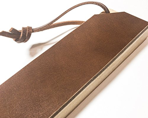 Strop Block 1.5x11 Blade Buffalo Veg Tan Leather Sharpen Honing Knives Straight Razor
