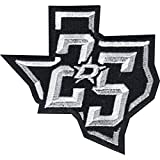 2017 Official Dallas Stars 25th Anniversary Jersey Embroidered Patch