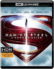 Man of Steel (4K Ultra HD) [Blu-ray]