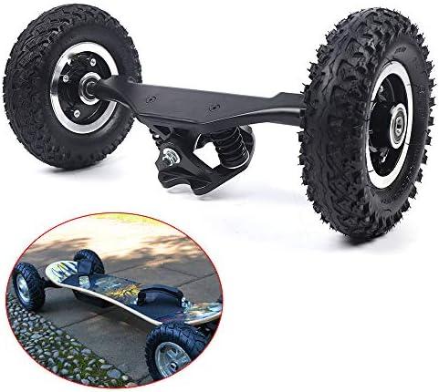 Roues De Skateboard 11 Pouces Roues De Camion Électrique Tout Terrain Camion De Skateboard Longboard
