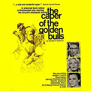 The Caper of the Golden Bulls Audiobook
