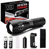 Super Bright LED Tactical Flashlight