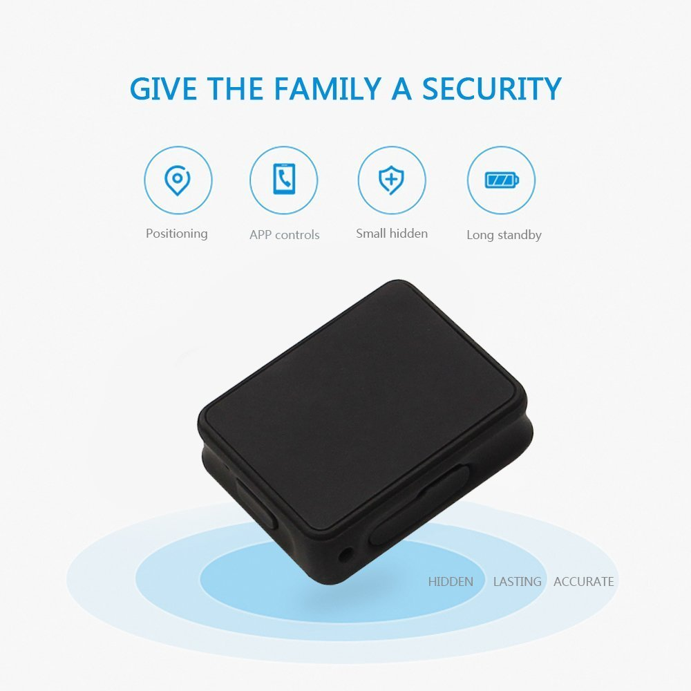 Smart GPS Tracker Spy Mini Portable Real Time tracking device Wireless GPRS SIM Locator For Vehicle Car Children (K8) by ZHLL (Image #4)