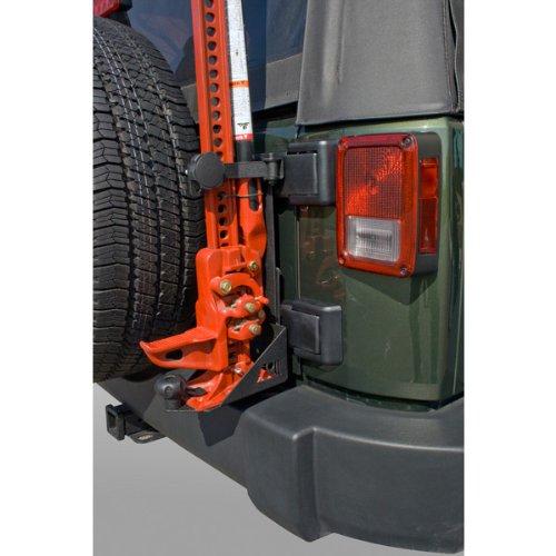 Off-Road Jack Mount for 2007-2017 JK Jeeps
