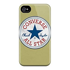 ConnieJCole Case Cover For Iphone 4/4s - Retailer Packaging All Star Protective Case