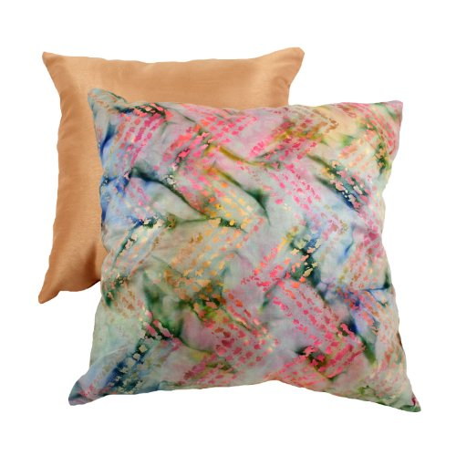 Pillow Perfect Decorative Square Multicolored