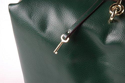 ICOUP , Sac à main porté au dos pour femme Vert vert grand