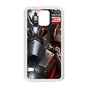 Mass Effect Samsung Galaxy S5 Cell Phone Case White&Phone Accessory STC_930346
