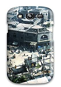 Tpu Fashionable Design Assassins Video Game Rugged Case Cover For Galaxy S3 New