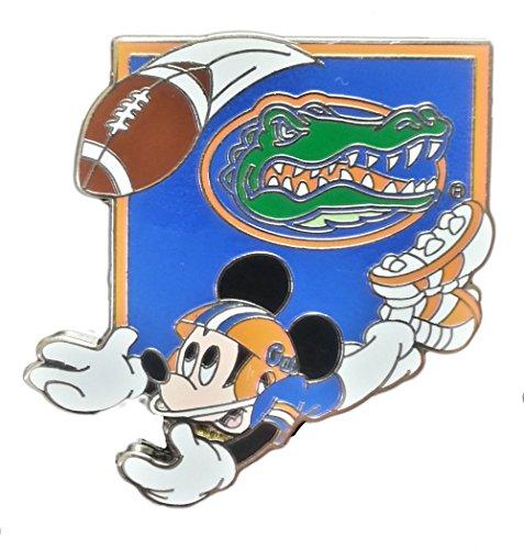 WDW Trading Pin - NCAA Football Team Series - University of Florida