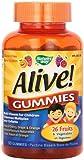 Nature's Way Alive Gummies Kids 90 Count