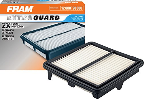FRAM CA11256 Extra Guard Rigid Rectangular Panel Air Filter