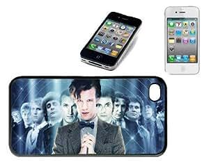 iPHONE 4 4S COQUE AVEC DESIGN IMPRIM¨¦ DOCTOR WHO