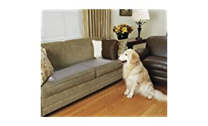 PetSafe ScatMat Indoor Pet Training Mat for Dogs and Cats, Sofa Size, 12 X 60 inch, Pet Proof Your Home, Electronic Training Mat
