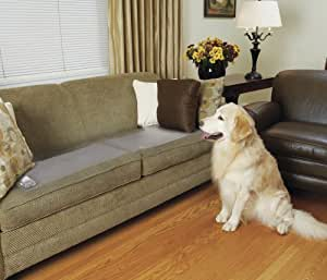PetSafe ScatMat Indoor Pet Training Mat For Dogs And Cats , Sofa Size, 12 X