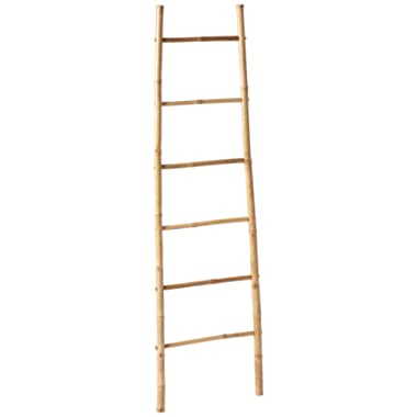 Bamboo Ladder Rack, 72H