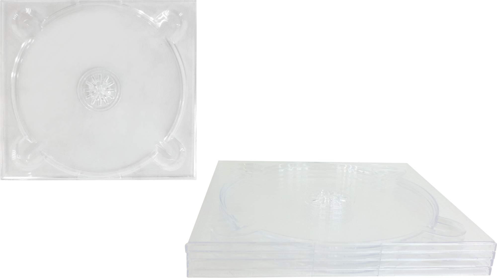 (5) Clear Digipak Glue in CD Digi Trays/Inserts #CDIR70CL
