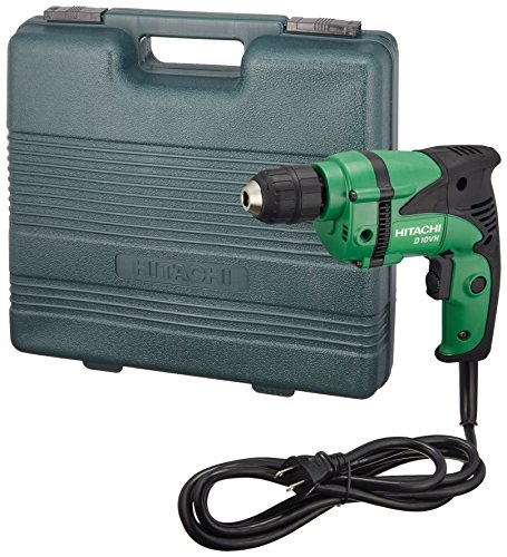 Hitachi Koki speed drill D10VH