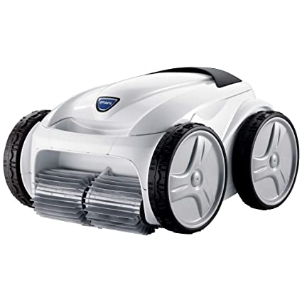 Amazon.com: Polaris P955 4-Wheel Drive Robotic Pool Cleaner ...
