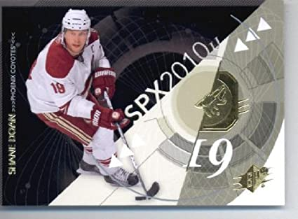 1f03b4ac0 Amazon.com  2010 Upper Deck SPX Hockey Card (2010-11) IN SCREWDOWN ...