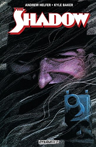 The Shadow Master Series #12 (Kyle Baker Shadow)
