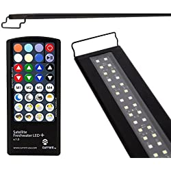 Current USA Satellite Freshwater LED Plus Light for Aquarium, 48 to 60-Inch