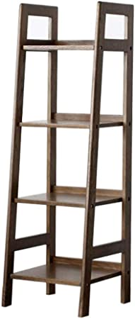 Jcnfa-Estante Estantería De Escalera Moderna Estante De Libro Escalera De Almacenamiento Vintage Estante De La Escalera Inclinada Estantes De Exhibición Roble, Sala De Estar, Dormitorio: Amazon.es: Hogar