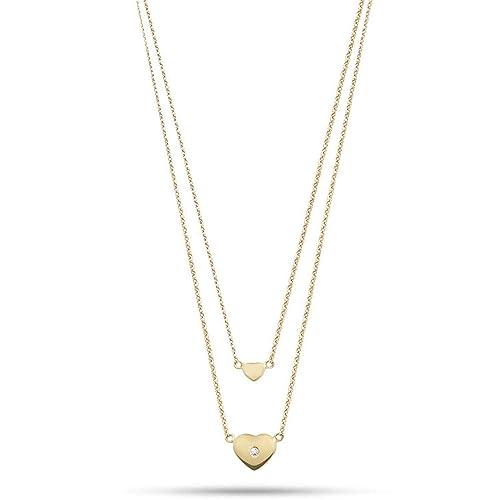 Amazon.com: Morellato colgante Collar para Mujer Acero ...