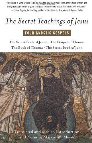 The Secret Teachings of Jesus: Four Gnostic - Town Center Bayshore Stores