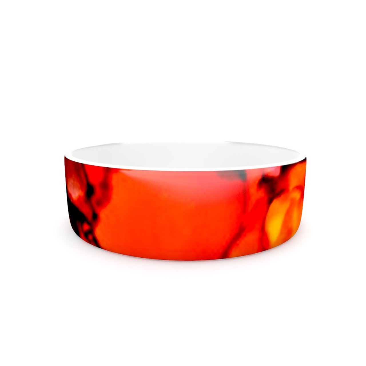 Kess InHouse Claire Day Mordor  Pet Bowl, 7-Inch