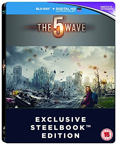 The 5th Wave - Limited Edition - Steelbook [Blu-ray]
