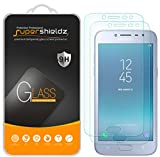 samsung galaxy j2 pro 2018 (2 Pack) Supershieldz for Samsung Galaxy J2 Pro (2018) Tempered Glass Screen Protector, Anti Scratch, Bubble Free