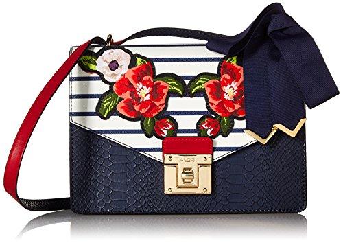 Aldo Buccini Cross Body Handbag,  Navy Miscellaneous