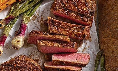 Omaha Steaks Santa's Steak Combo (10-Piece with Filet Mignons, Ribeyes, Boneless New York Strips, and Steak Burgers) by Omaha Steaks (Image #4)