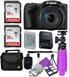 Canon PowerShot SX420 IS Wi-Fi Digital Camera (Black) with 2x Sandisk 16 GB SD Memory Cards + Tripod + Case + Card Reader + Cleaning Kit Review