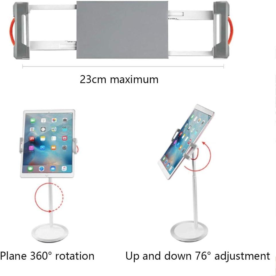 Miyabitors Mobile Phone Tablet Desktop Stand Bedside Lazy Shelf Simple Telescopic Support Frame