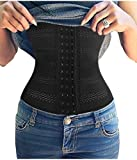 SAYFUT Weight Loss Hourglass Waist Trainer Body Cincher Sport Workout Shapers