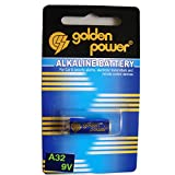 A32 Gp29A L828 Alkaline 9V Battery For Remote Control