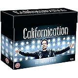 CALIFORNICATION COMPLETE BOXSE [Reino Unido] [DVD]