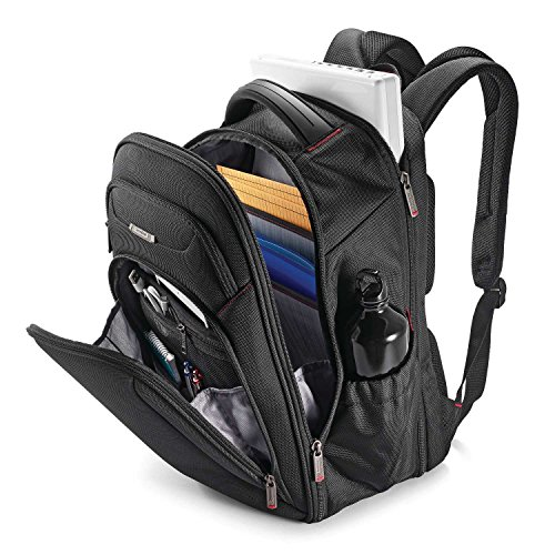 Samsonite Xenon 3.0 Large Backpack - Checkpoint Friendly Business, Black, One Size by Samsonite (Image #2)