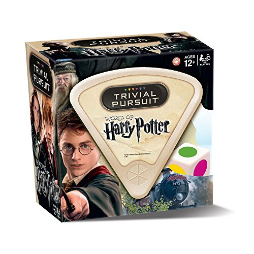 Cool Gifts For 10 Year Old Boys Christmas And Birthdays TRIVIAL PURSUIT World Of Harry Potter Edition